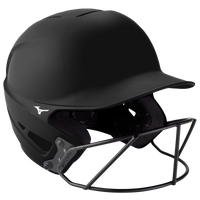 Mizuno F6 Fastpithch Batter's Helmet - Youth - Black