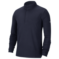 Nike Dry Victory Golf 1/2 Zip - Men's - Navy