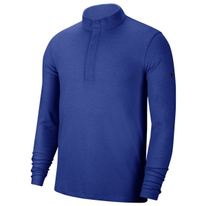 Nike Dry Victory Golf 1/2 Zip - Men's - Game Royal/Black
