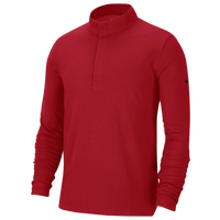 Nike Dry Victory Golf 1/2 Zip - Men's - Red