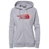 The North Face Half Dome Full Zip Hoodie - Women's - Grey