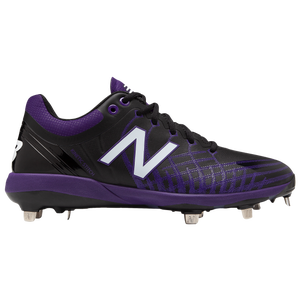 New Balance 4040v5 Metal Low - Men's - Black/Purple