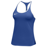 Nike Team Court Dry Tennis Tank - Women's - Navy