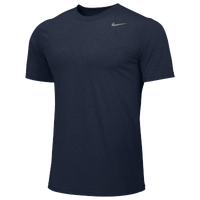 Nike Team Legend Short Sleeve Poly Top - Boys' Grade School - Navy / Navy