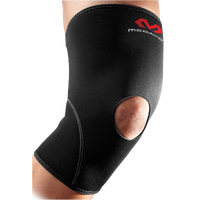 McDavid Knee Support w/ Open Patella - Black