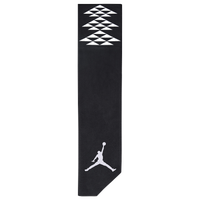 Jordan Football Towel - Adult - Black / White