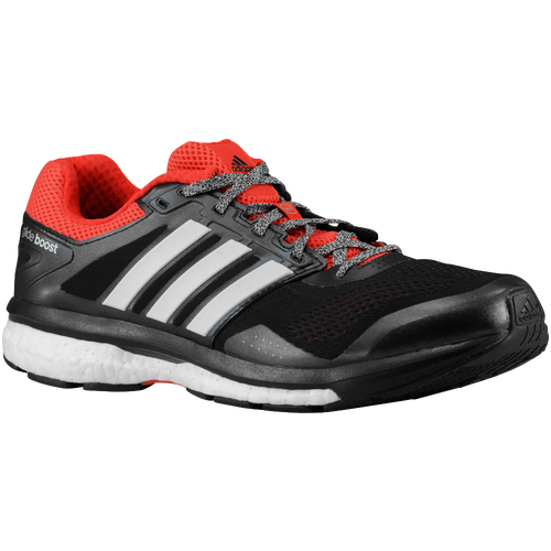 Adidas Supernova Boost Glide 7 Men Black/White/Red Running Shoes 56552