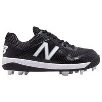 New Balance 4040v4 Youth Molded - Boys' Grade School - Black / White