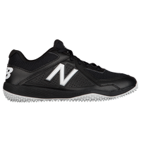 New Balance 4040v4 Youth Turf - Boys' Grade School - Black / White