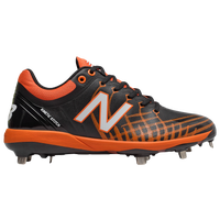New Balance 4040v5 Metal Low - Men's - Black / Orange