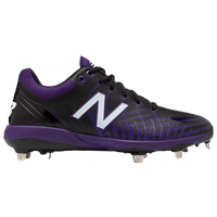 New Balance 4040v5 Metal Low - Men's - Black / Purple
