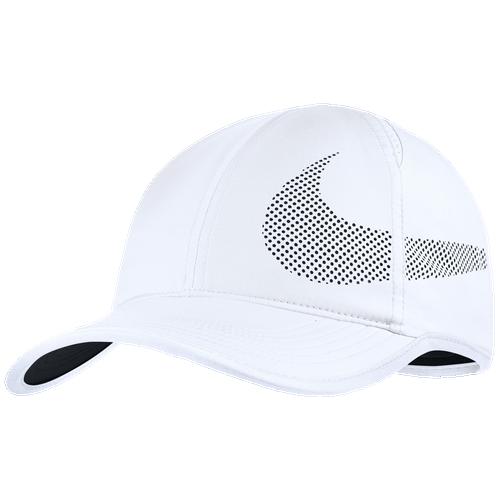 e58d9ebcce6 Nike Feather Light Adjustable Cap - Men s - Casual - Accessories - White