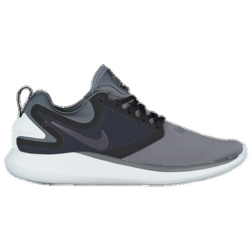 Nike LunarSolo - Men's - Running - Shoes - Dark Grey/Multi Color/Black/Pure  Platinum/White