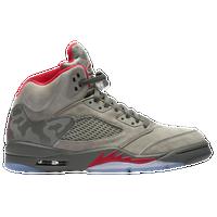 Air Jordan 5 Casier De Camouflage De Pied