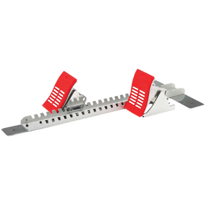 Gill Collegiate Starting Block - Silver
