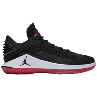 ... Jordan AJ XXXII Low - Men's - Black / Red