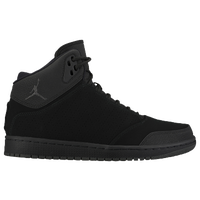 Jordan 1 Flight 5 - Men's - Michael Jordan - All Black / Black
