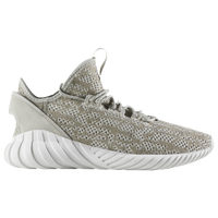 ... adidas Originals Tubular Doom Sock Primeknit - Mens - Grey  White