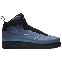 ... Nike Air Force 1 High - Men's - Grey / Black