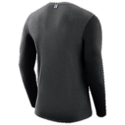 4dad7edd0 ... Nike NFL Stadium Wordmark LS T-Shirt - Mens - Clothing - Carolina  Panthers ...