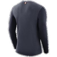 8b4ba6679 Nike NFL Stadium Wordmark L S T-Shirt - Men s - Chicago Bears -