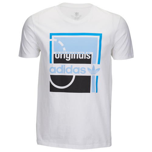 989807dd3 adidas Originals Graphic T-Shirt - Men's - Casual - Clothing - White ...