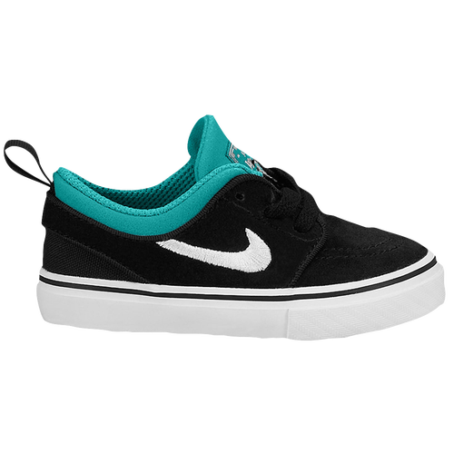 Nike SB Stefan Janoski Kids PreschoolSkateboarding Shoes Black/White 1238