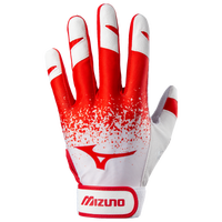 Mizuno Finch Batting Gloves - Women's - Red