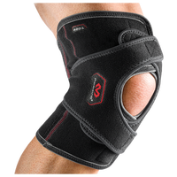 McDavid Vow Knee Wrap w/ Stays - Black