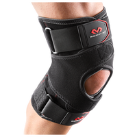 McDavid Vow Knee Wrap w/ Stays & Straps - Black