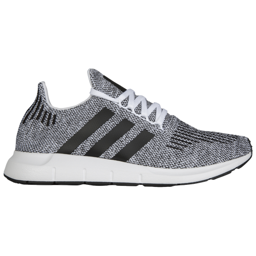 adidas originals swift run grey and black