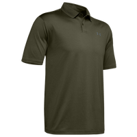 Under Armour Performance Golf Polo - Men's - Olive Green