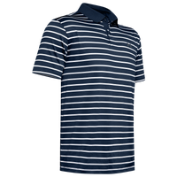 Under Armour Performance Golf Polo 2.0 Divot Stripe - Men's - Navy