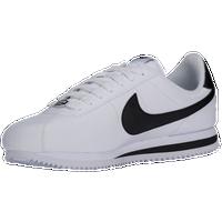 buy online 2ee67 97983 Nike Cortez - Mens - White Black ... Foot Locker ...