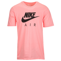 Nike Graphic T-Shirt - Men's - Casual - Clothing - White/Black