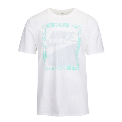 Nike Boxed Air T-Shirt - Men's Casual - White/Dusty Cactus/Pure Platinum 42452102