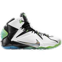 100% authentic a5029 2deee Nike LeBron 12 - Men s - LeBron James - White   Black