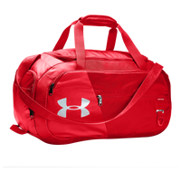 Under Armour Undeniable Small Duffel 4.0 - Red