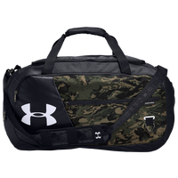 Under Armour Undeniable Medium Duffel 4.0 - Black / Olive Green