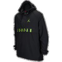 443060f2a9f7 Jordan Wings Anorak - Men s - Basketball - Clothing - Black Black White