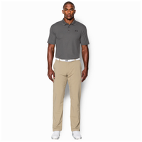 Under Armour Performance Golf Polo 2.0 - Men's - Grey / Grey