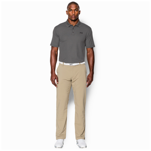 Under Armour Performance Golf Polo 2.0 - Men's - Carbon Heather/Black
