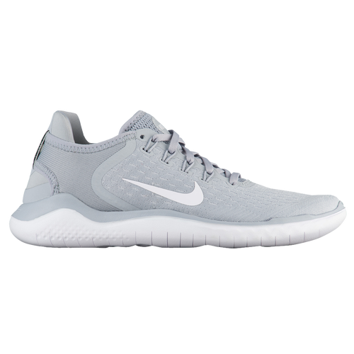 Nike Free RN 2018 - Women's - Running - Shoes - Wolf Grey/White/White/Volt