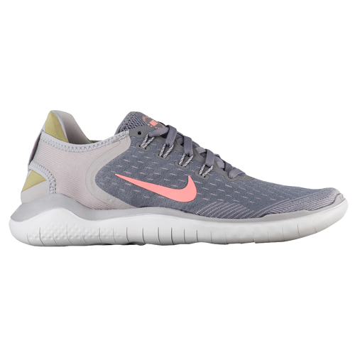 403a95fb3d52d Nike Free RN 2018 - Women s - Running - Shoes - Gunsmoke Crimson Pulse Atmosphere  Grey