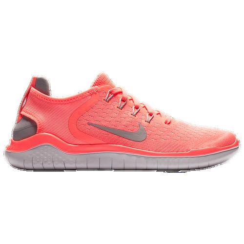 a3090e3c2bd7 Nike Free RN 2018 - Women s - Running - Shoes - Gunsmoke Crimson  Pulse Atmosphere Grey