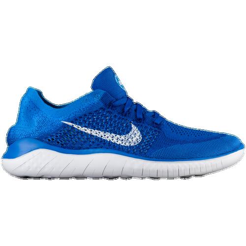 ea23209cb8e91 Nike Free RN Flyknit 2018 - Men s - Running - Shoes - Game  Royal White Photo Blue