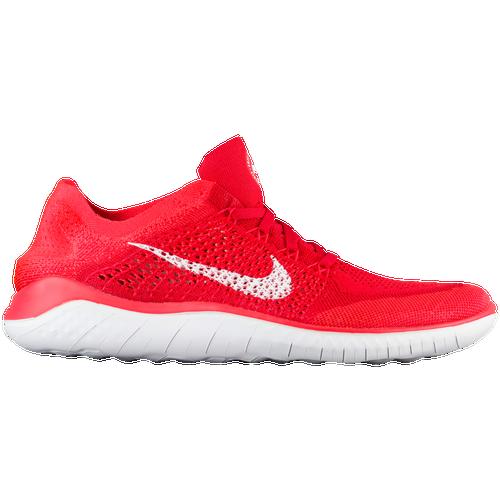 Nike Free RN Flyknit 2018 - Men s - Running - Shoes - University Red White Bright  Crimson 6ecb4b0a1