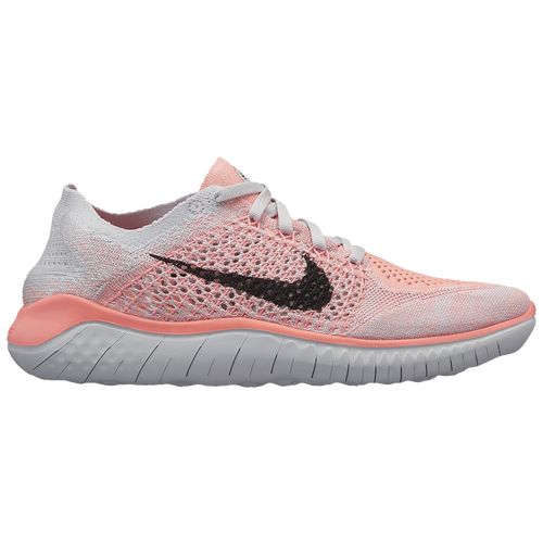 NEW NIKE FREE RN FLYKNIT 2018 RUNNING SHOES SNEAKERS WOMENS Crimson Pulse Sail