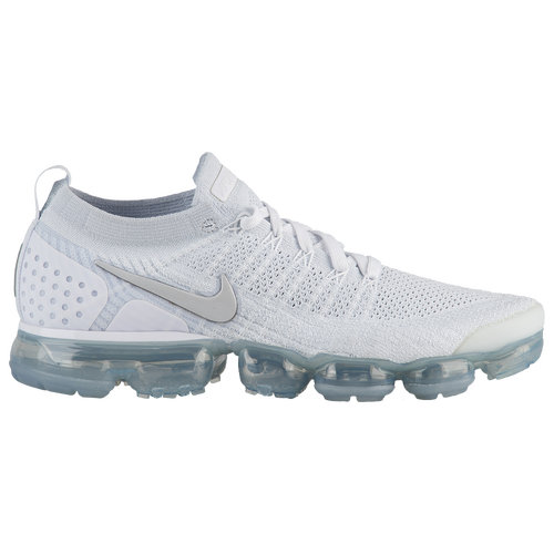 e16631e715f5a Nike Air Vapormax Flyknit 2 - Men s - Running - Shoes - White White ...