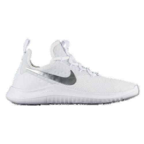 Nike Free TR 8 Women's White/Metallic Silver 42888100